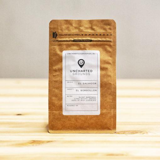 Coffee from El Salvador. El Borbollon Speciality